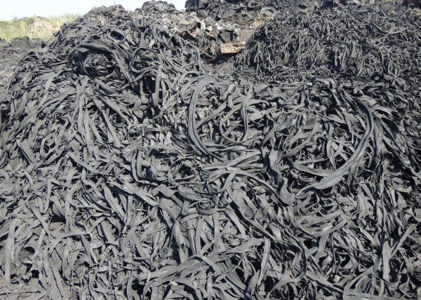 Отходы резиновых изделий