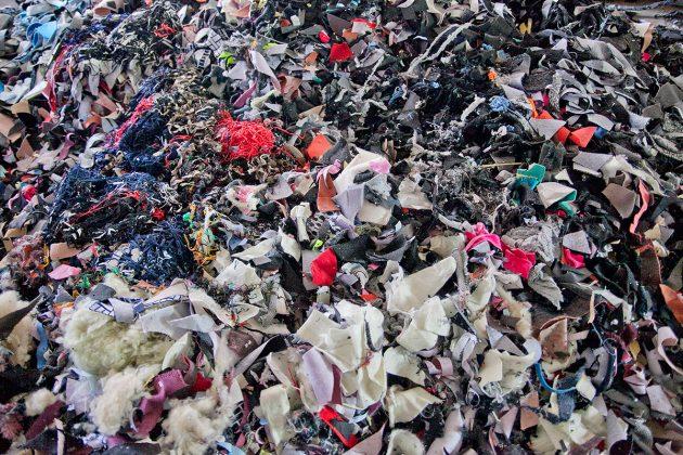 Отходы текстильных производств