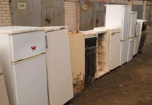 Прием холодильников на утилизацию