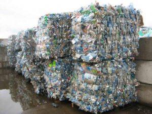 Прием пластиковой тары