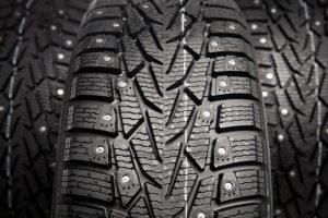 Шипованные шины подлежат переработке