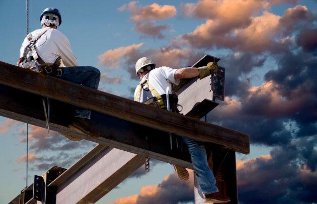 Строительство на высоте