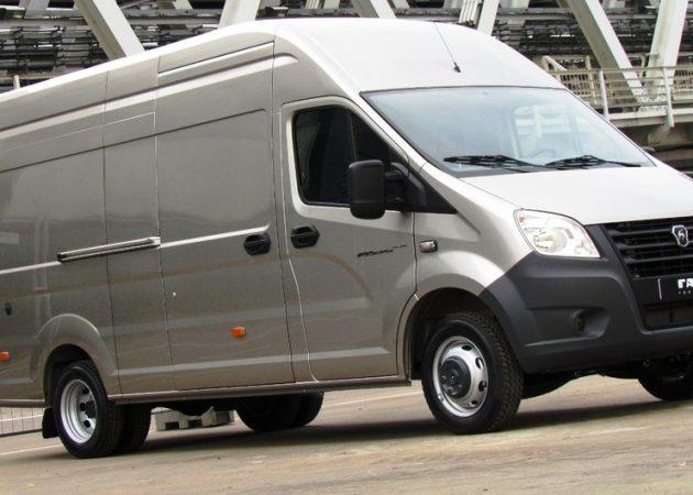 Цельнометаллический фургон