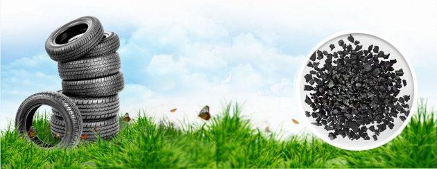 Утилизация шин - залог чистой окружающей среды