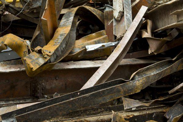 Виды лома черных металлов