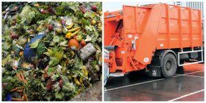 Вывоз пищевых отходов