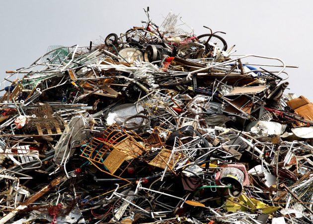 Строительные отходы с содержанием никеля